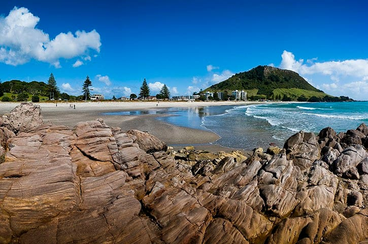 Beautiful Mount Maunganui