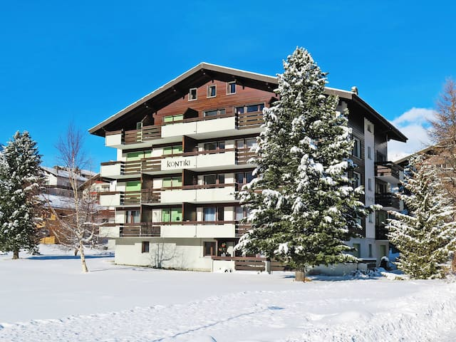 30 m² Apartment  in Saas-Fee
