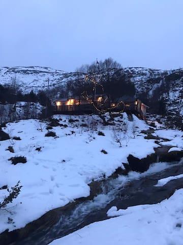 Fjellhytte - Dirdal - Cabin