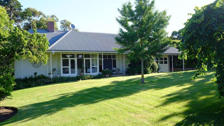 Ballarat Country House