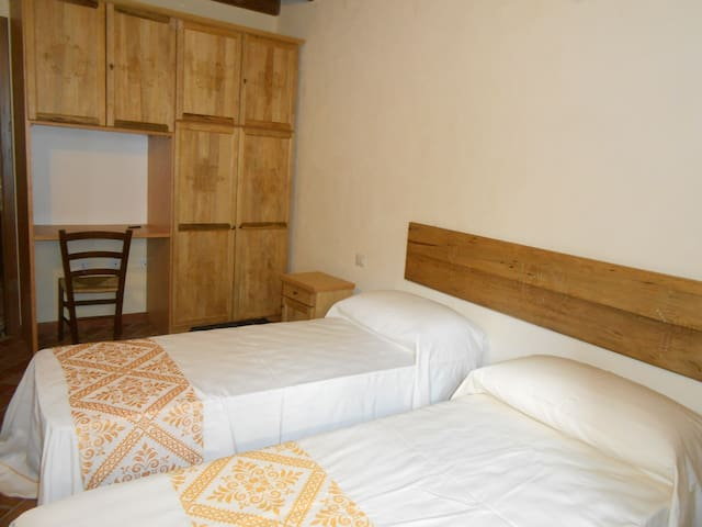 CAMERA  GEMELLA - Villamassargia - Bed & Breakfast