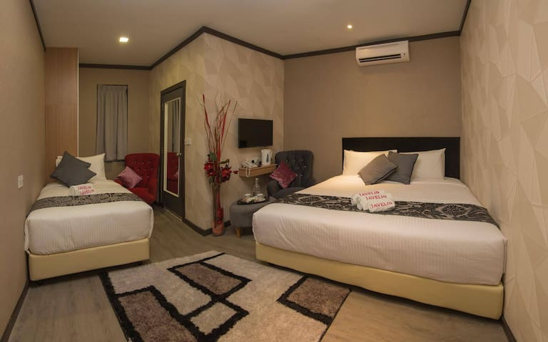 The Javelin Boutique Hotel - Family Room - Kuala Lumpur - Annat