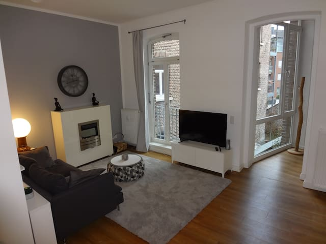 Willkommen daheim - Wohlfühlunterkunft in Neuss - Neuss - Apartment