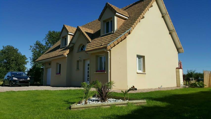 Maison au coeur du Pays d Auge - Moyaux - Huis