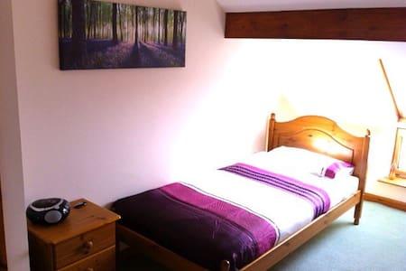Quiet room in beachside house - Llansteffan