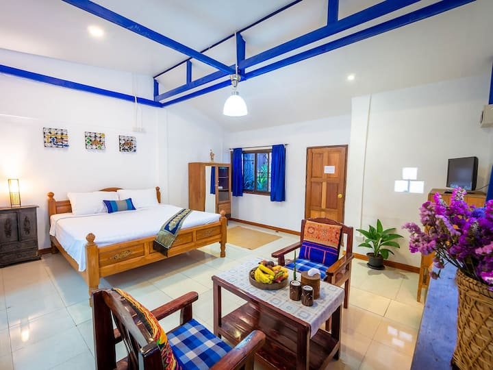 Private house. In Chiangmai old city/50%discount