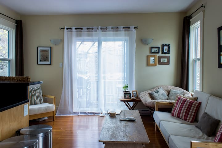 Bright Downtown Halifax Condo - Cozy & Quiet - Halifax - Apartment