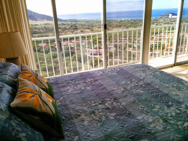 Stunning Views, One Bdrm, Wi-fi, Heated Pool - Waianae - Appartement