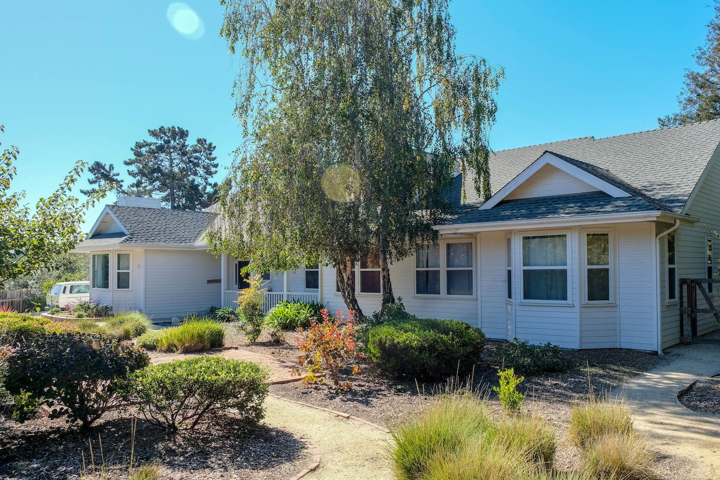 Welcome to our farm-style home just outside the Village of Arroyo Grande