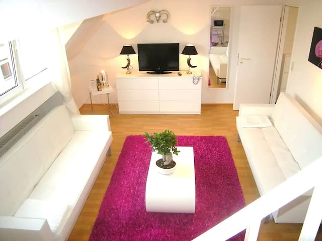 Shared apartment