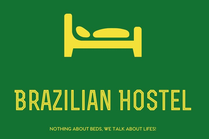 B6) Brazilian Hostel Shared 4 beds L7