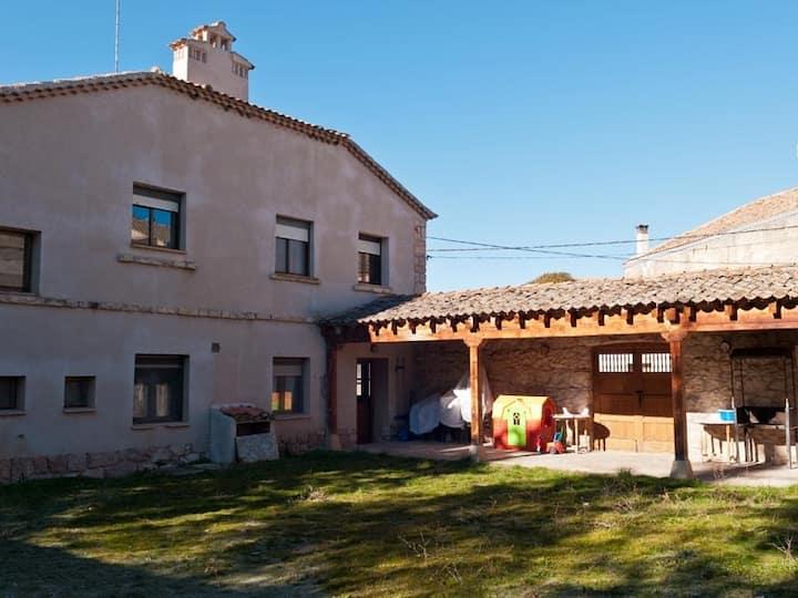 Casa rural La Palaina hasta 30 plazas