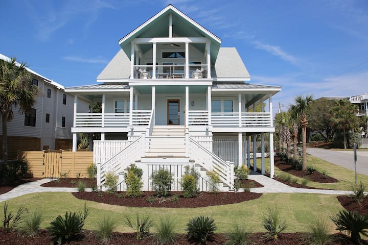 Ocean Views/Heatable Pool-Spa/100 Steps to Beach!!
