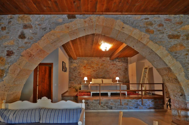 Seli Anaxagoras - Apartment nahe am Meer