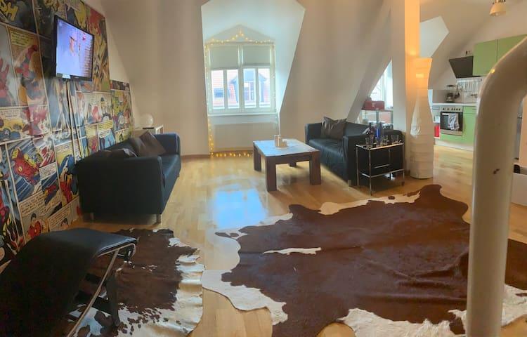 Traumhafte Maisonette-Wohnung in perfekter Lage