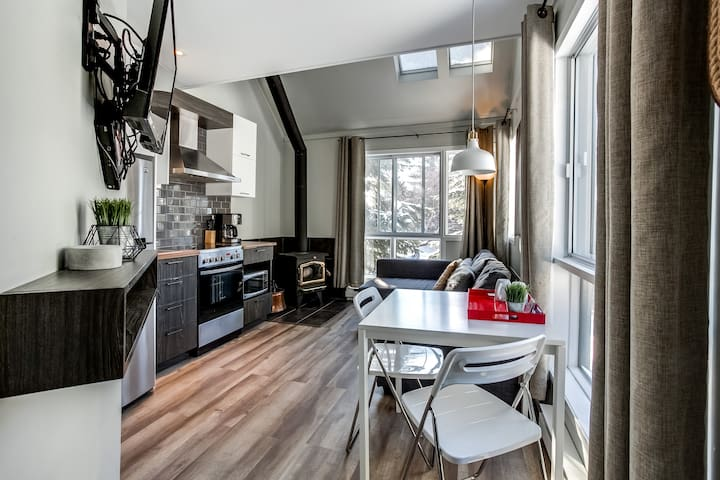 Le Chic-Shack - Condos Mont-Tremblant (Ski-in/out)