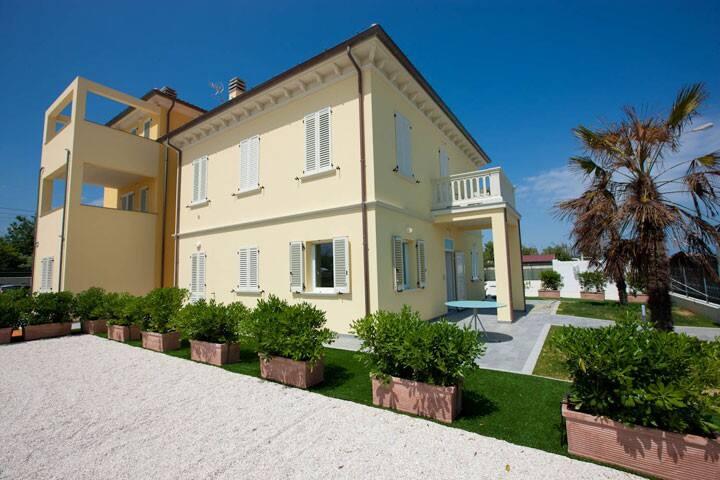 Appartamento Premium - Villaggio Camping Blu - Senigallia - frazione Marzocca - Apartamento