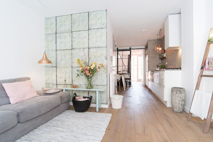 Cozy apartment in Oud West