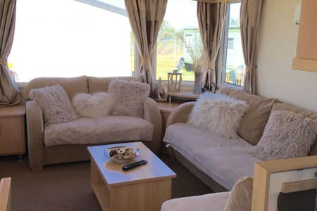 Luxury 3 bedroom caravan  home Kent - Кент