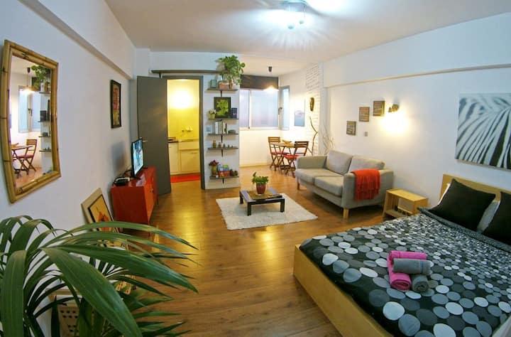 Bonito apartamento céntrico