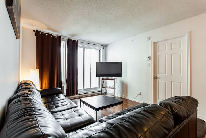 Modern apartment - Parking, Kitchen, Spa included - Montreal - Apartamento