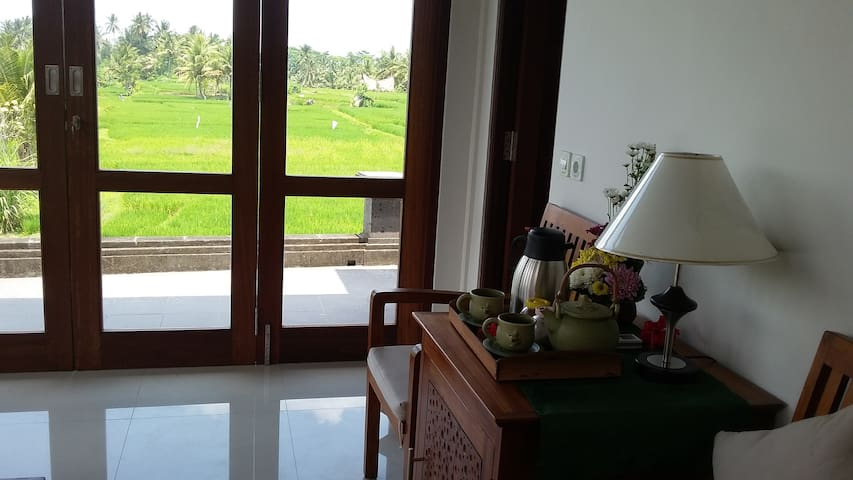 Fancy room in the ricefield 3