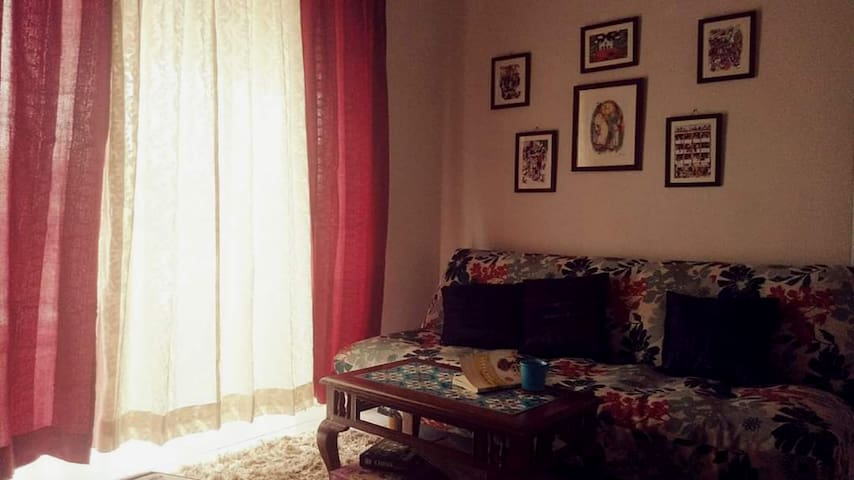 Private 1 BHK apartment close to the beach