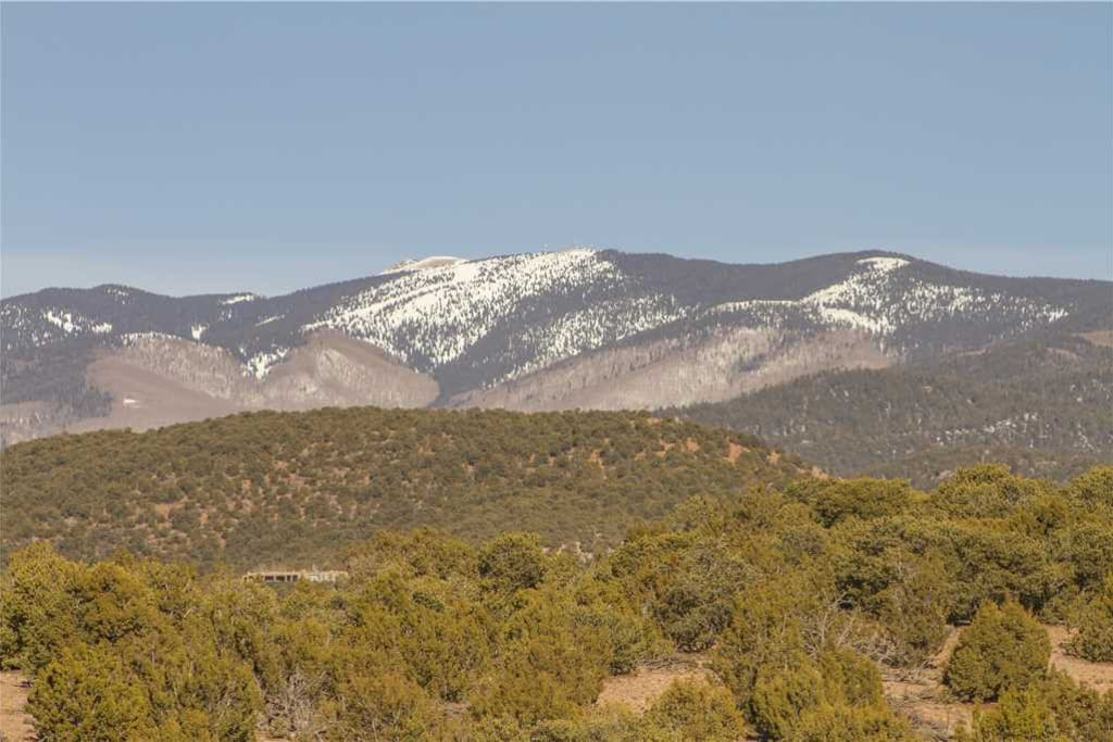 Day Dreamers Delight - Day dream about the Santa Fe Ski hill from the front patio.