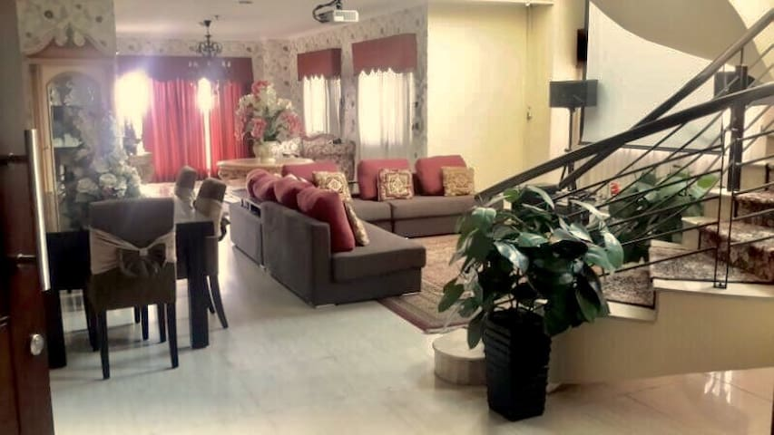 Luxury Penthouse Apartment in Central Jakarta - Tanah Abang - Apartemen