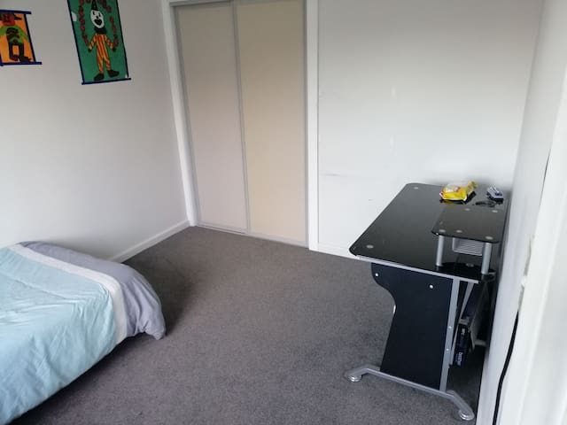 Christchurch City centre single bedroom