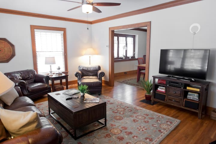 Updated, Clean and Quiet 2 Bedroom - Reduced Rates