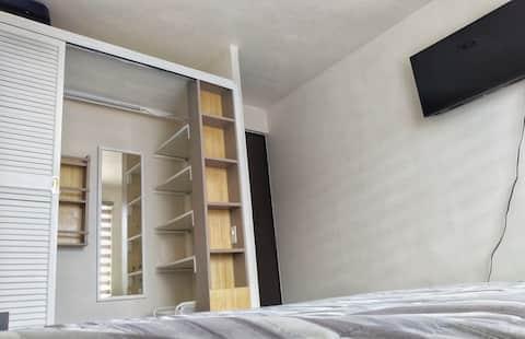 Habitación en zona residencial muy segura
