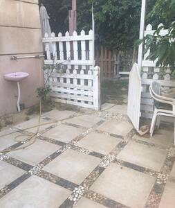 Studio with a big garden in Rehab - Cairo