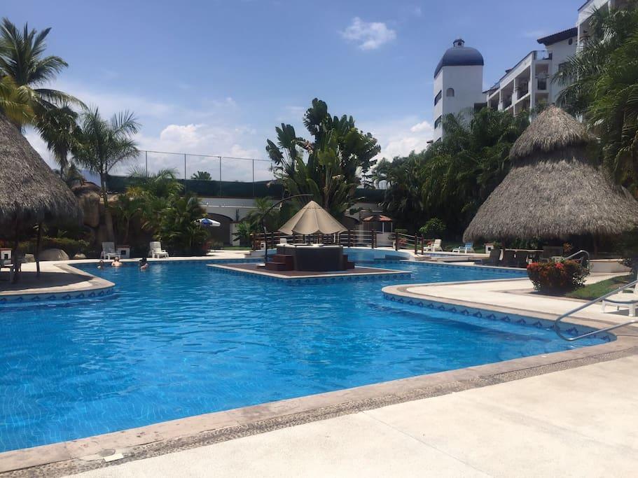Alberca / Pool