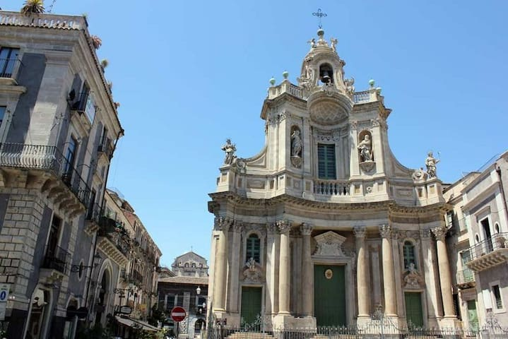 Collegiata house - Catania - Apartment