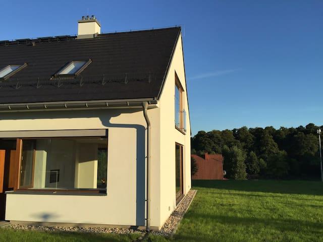 Komfortowy dom Mazury, Krzyże - Dom nr 1