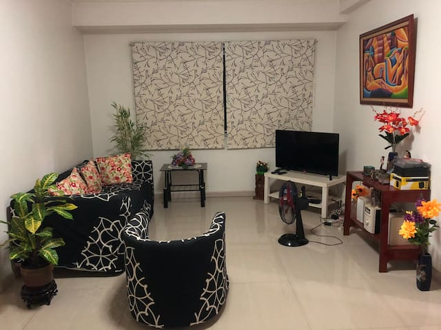 SPACE and COMFORT for LESS at BGC (2BR)