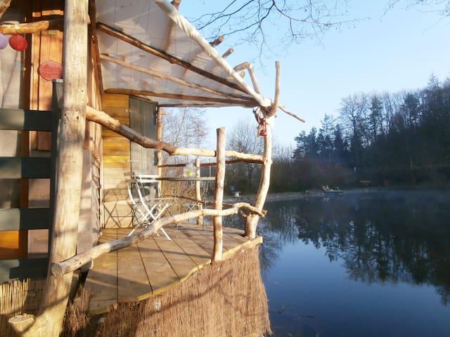 Cabane de l'aventurier
