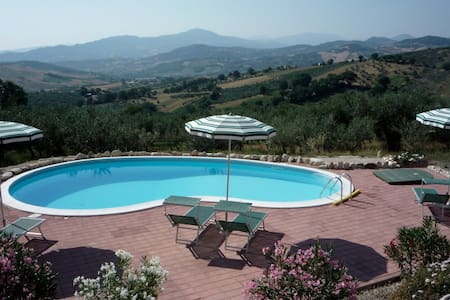 Casoli Home with a view