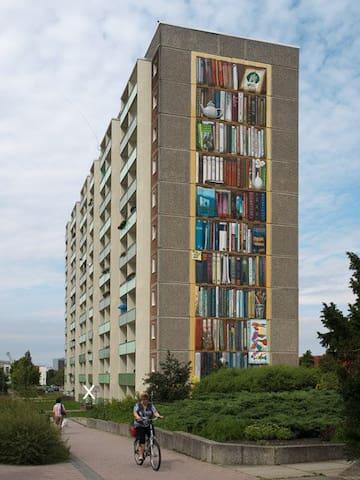 Kleines Gästezimmer - Schwerin - Leilighet