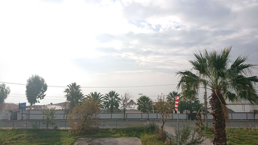 The Rooftop of Yeni Mahalle Akçay
