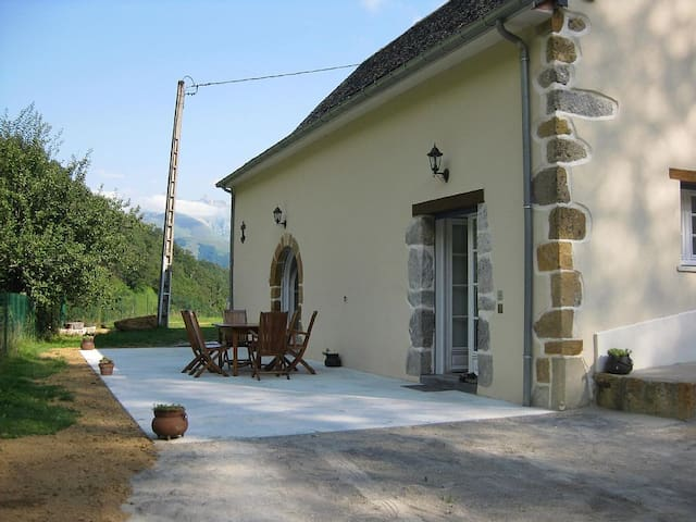 Ancienne bergerie Soupervielle - Osse-en-Aspe - House