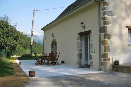 Ancienne bergerie Soupervielle - House