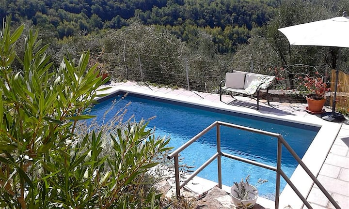Authentic Tuscany House up to 6  - Private Pool