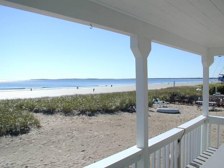 Cozy Oceanfront Cottage #3