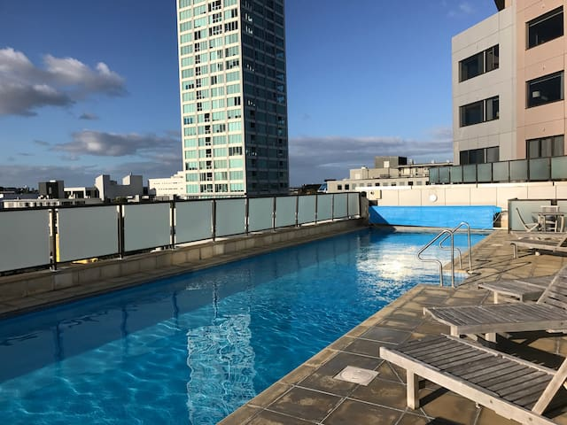 Beautiful 11th floor, Spencer on Byron in Takapuna - Auckland - Appartement
