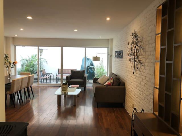 Amazing Two bedroom Duplex in Polanco
