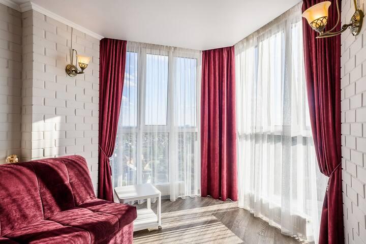 Апартаменты Красноармейская ул. 130