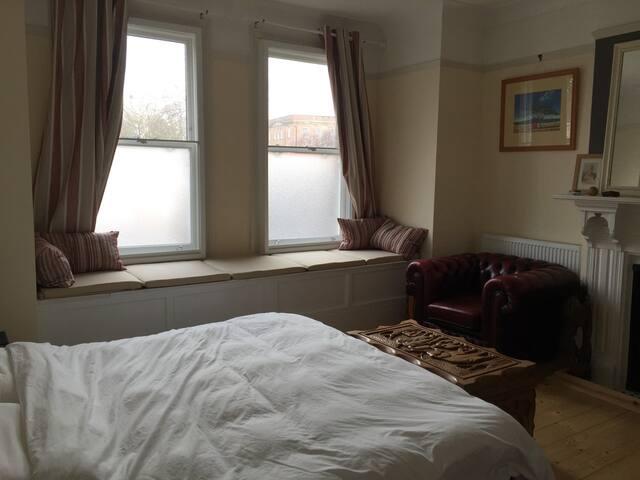 Lovely flat in West Dulwich