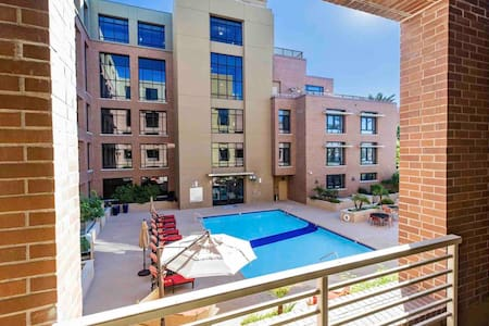 *The Old Town Omni*— NEW!—Luxury—Poolside Retreat!